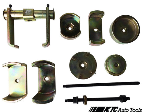 MERCEDES BENZ (W221) REAR SUBFRAME FRONT/REAR BUSH REMOVAL/INSTALLATION TOOL SET
