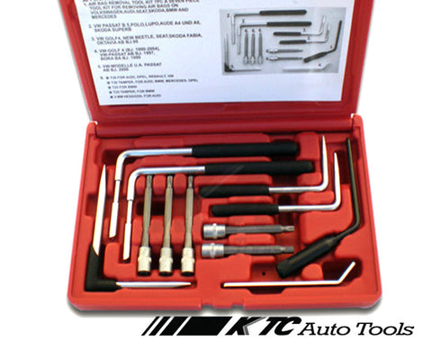 Air Bag Removal Tool Kit for Audi/VW/BMW/Mercedes Benz