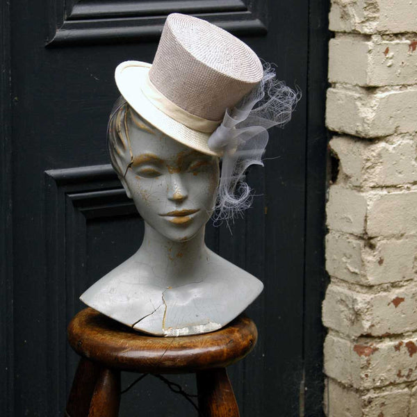 Crystaline Top Hat