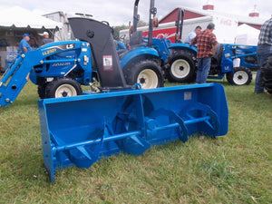 LS Tractor SNOWBLOWER ATTACHMENTS
