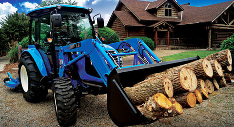 LS Tractor MT Series Loader