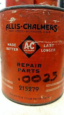 Allis Chalmers G201, G226 Main Bearing Set (Front Thrust)