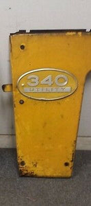 Farmall 340 Utility LH Panels with Emblem
