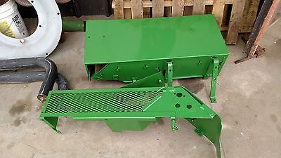 John Deere Battery Boxes
