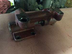 Ford -New Holland Hydraulic Lift Cylinder Block E4NNF952AA For TW10