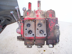 Case IH Hydraulic Control Valves 365936R91 For 300, 350, 400, 450
