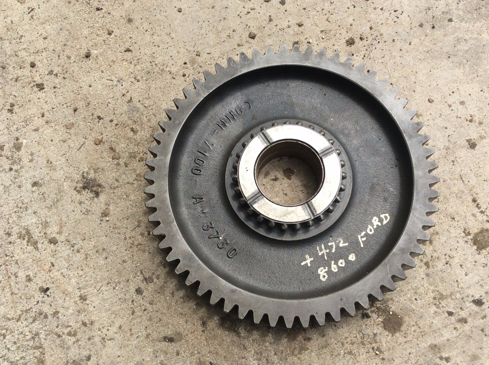 Ford-New Holland 1st Speed Gear C9NN7100A  For 8000 8600 9600