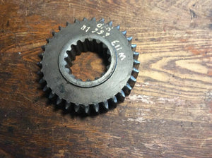Case-IH Lo Speed Driving Gear 396810R1 for 656 wi 33 Teeth