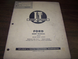 Ford I&T Shop Manual-Major Diesel Eiaddn-FO-6