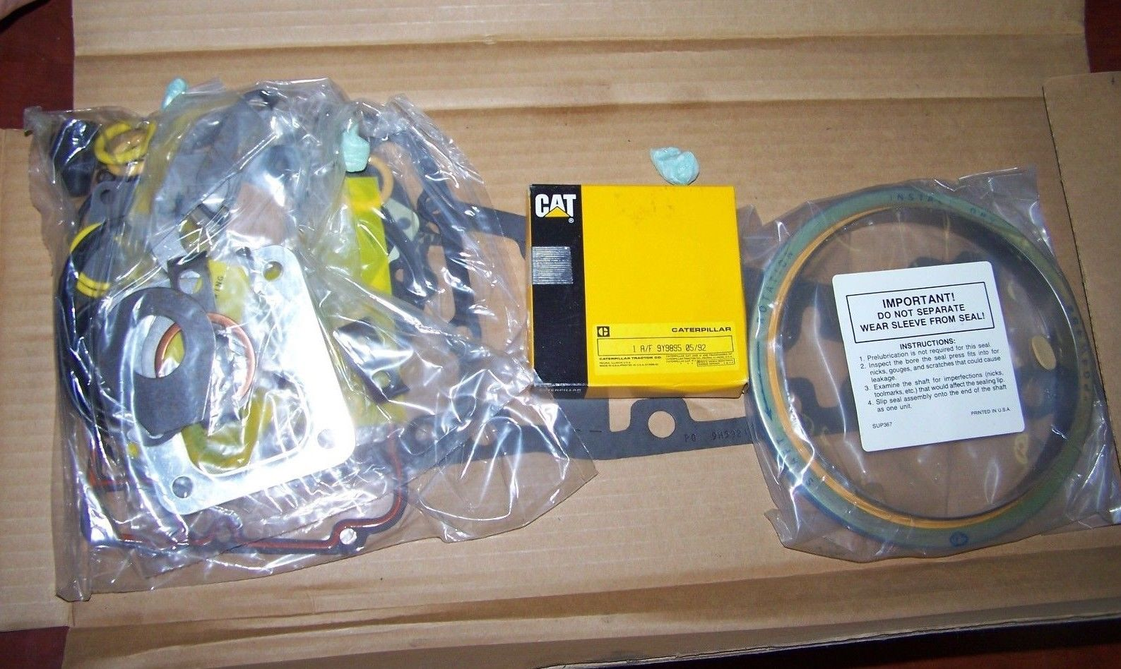 5P3958  fits Caterpillar® GASKET KIT  Phillips Gaskets