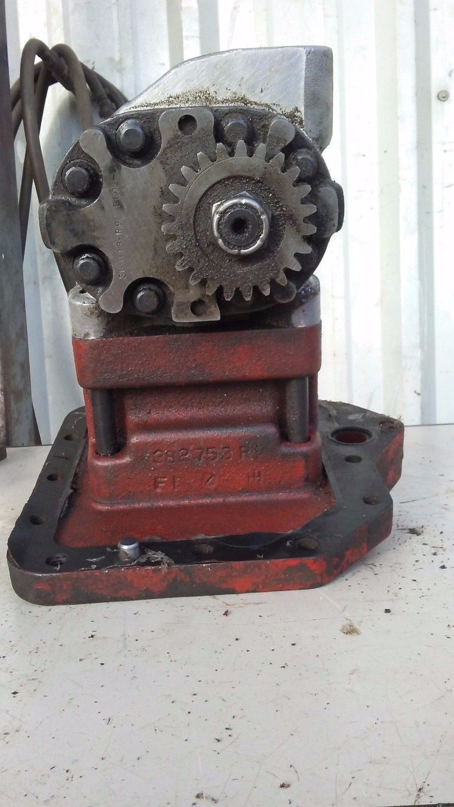 Hydraulic Pump- 382759R1 for Hydro 100 and Hydro 186 330 340 460 504 544+