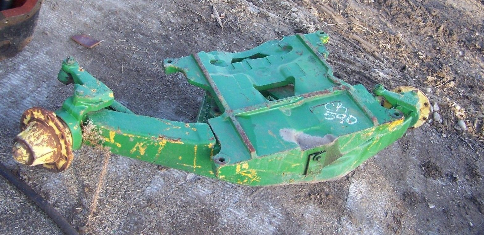 JOHN DEERE 500B Front Axle Assembly