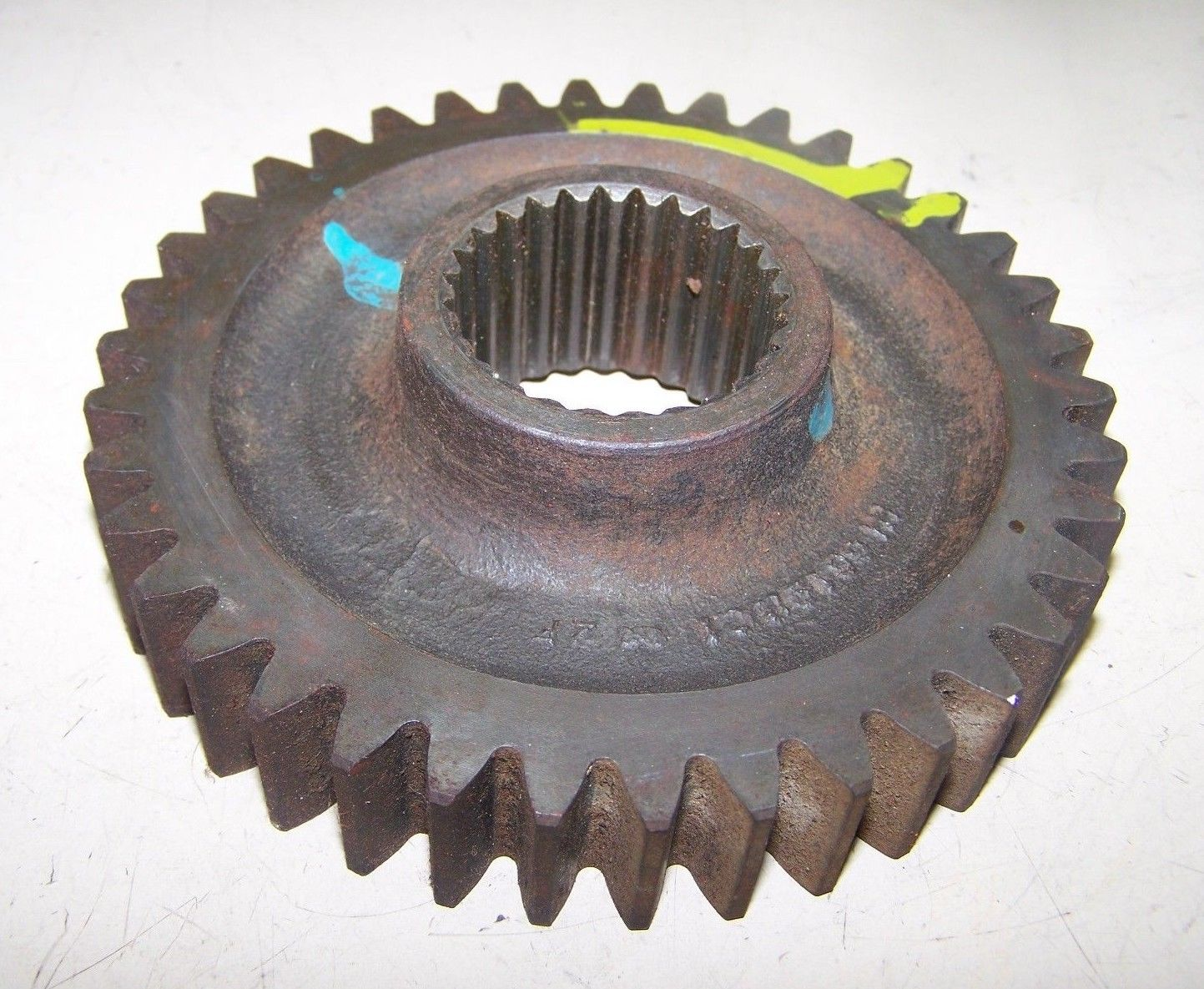 CASE INTERNATIONAL IH PTO Driven Gear Upper 66192C 585 685 695 885 464 584 684+