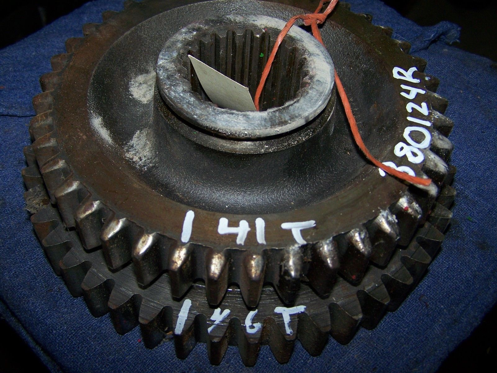 INTERNATIONAL 380124R Gear - 1st & 2nd Sliding
