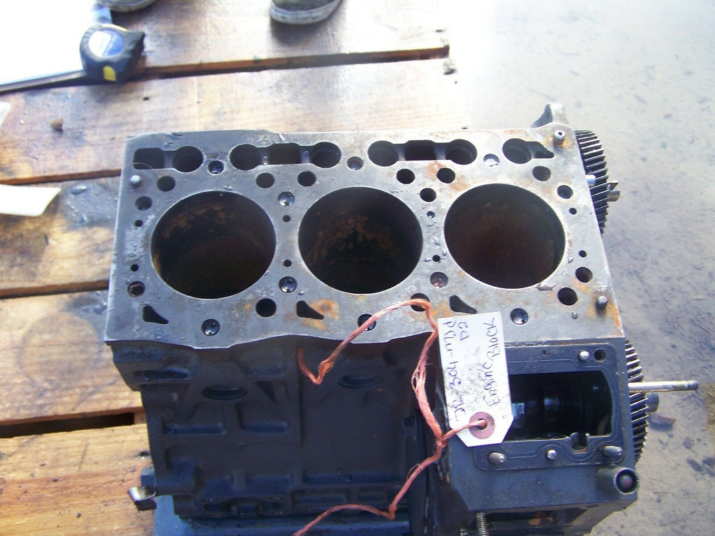 KUBOTA BX93 Engine Block