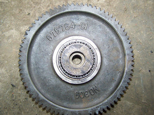 675764C1 Farmall Interntional D312 D414 D466 DT414 DT466 Idler Gear