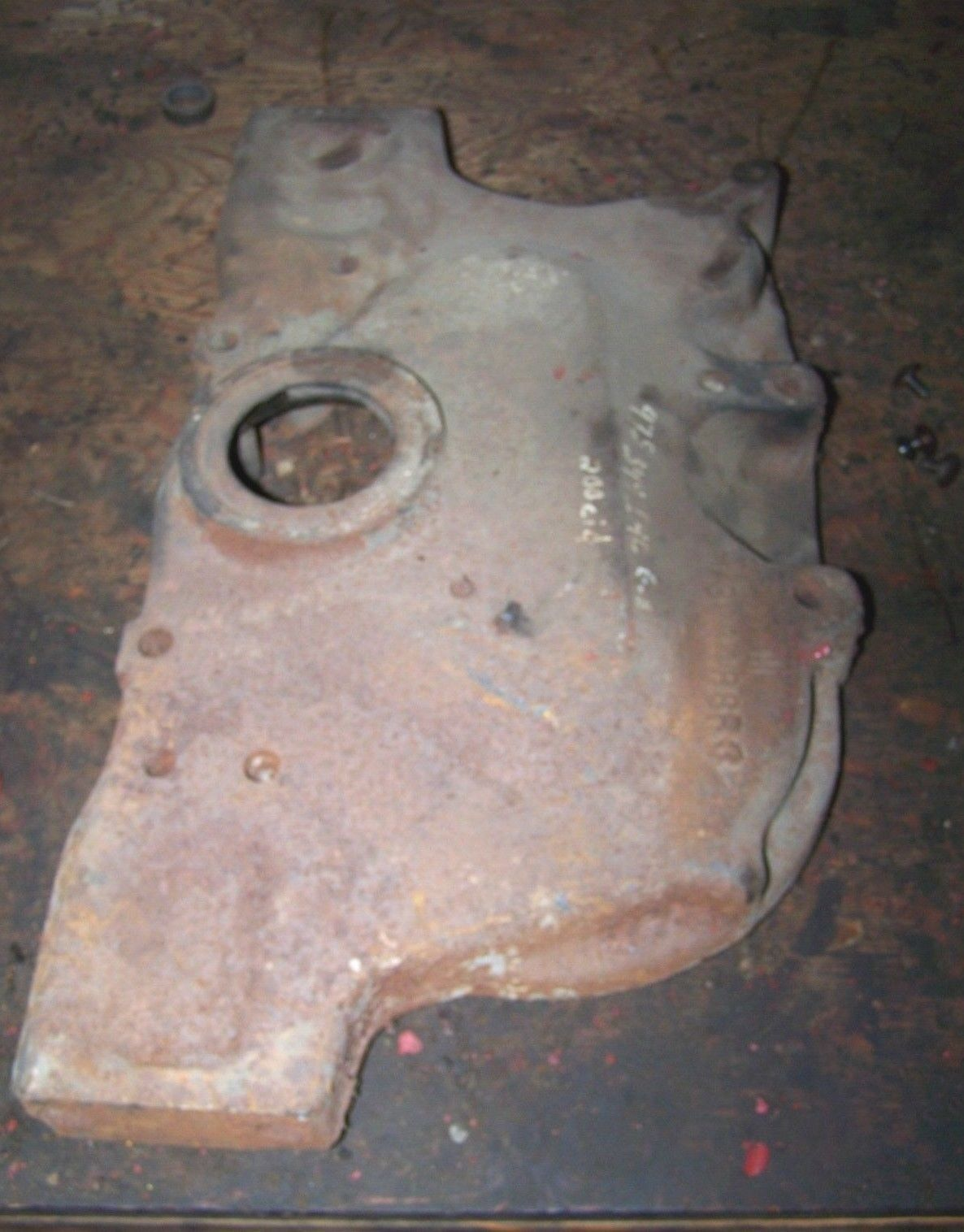 FARMALL 706 Timing Cover 384488R
