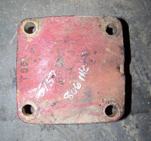 FARMALL IH 1026 1256 544 656 666 706 806 Hydro-86++ Housing End Cover 378652R