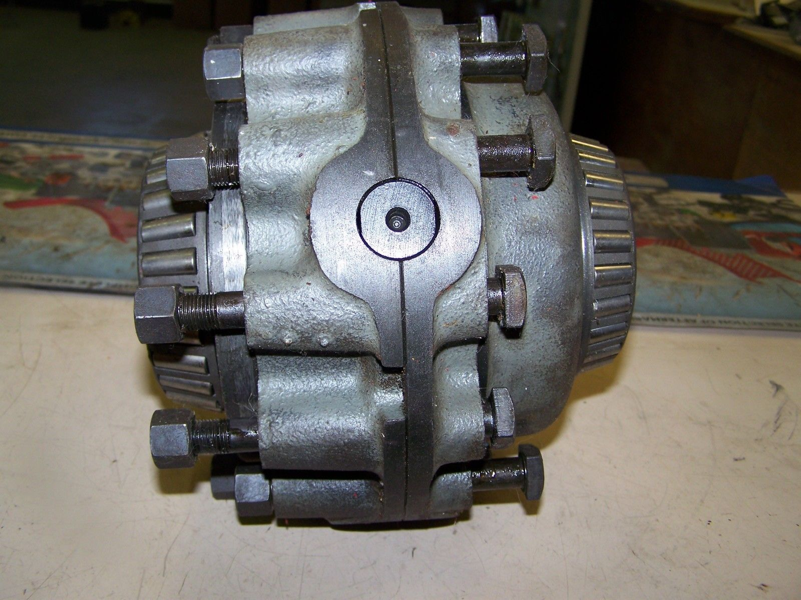International 4366 Differential Assembly 528706R3