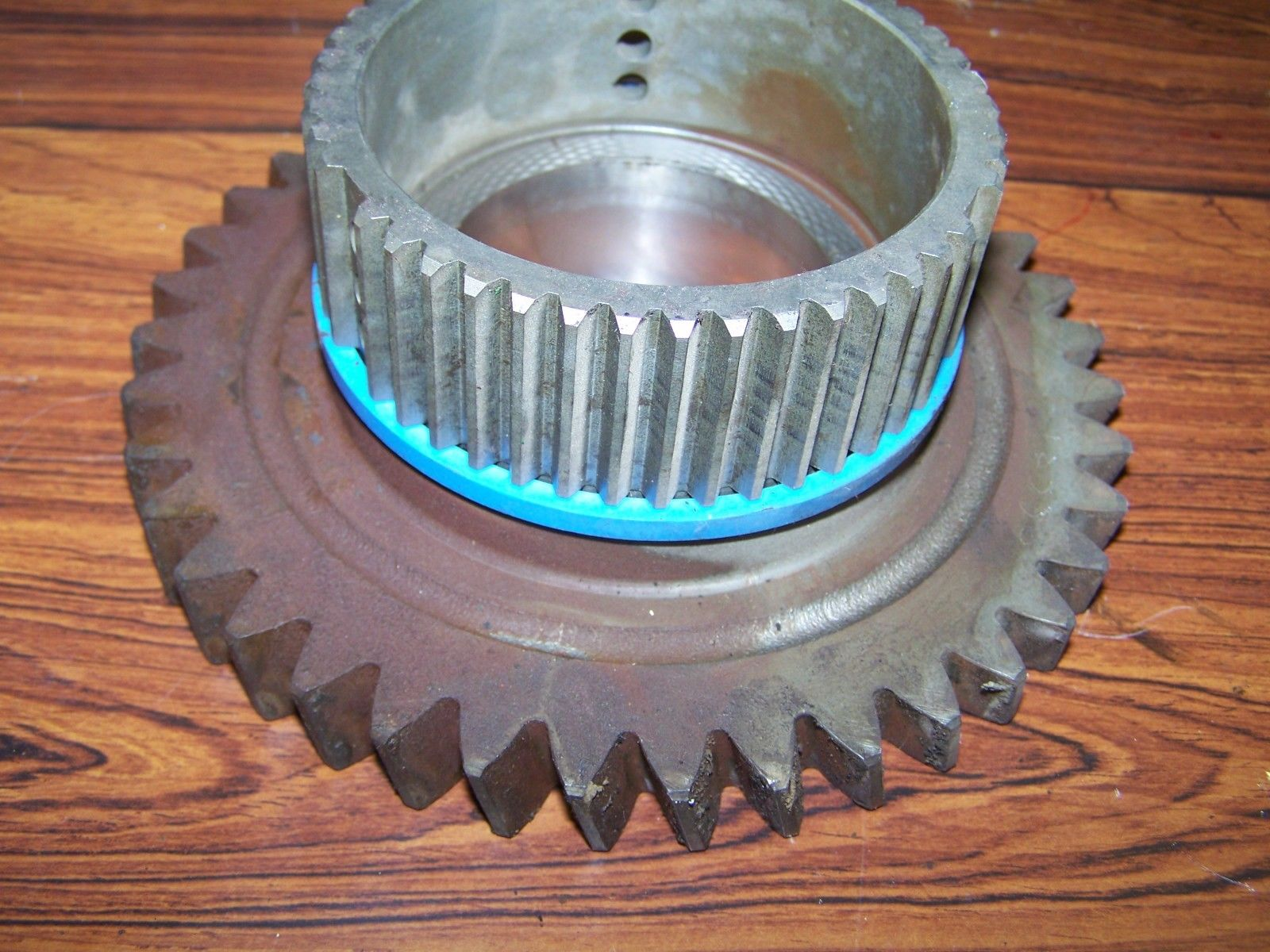 Case IH Pinion Gear 1285987C1, Driven & Reverse wi 39T & 45S For 7110 7120 7130+
