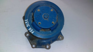 Ford New Holland Rebuildable Water Pump with Pulley FEA 513E