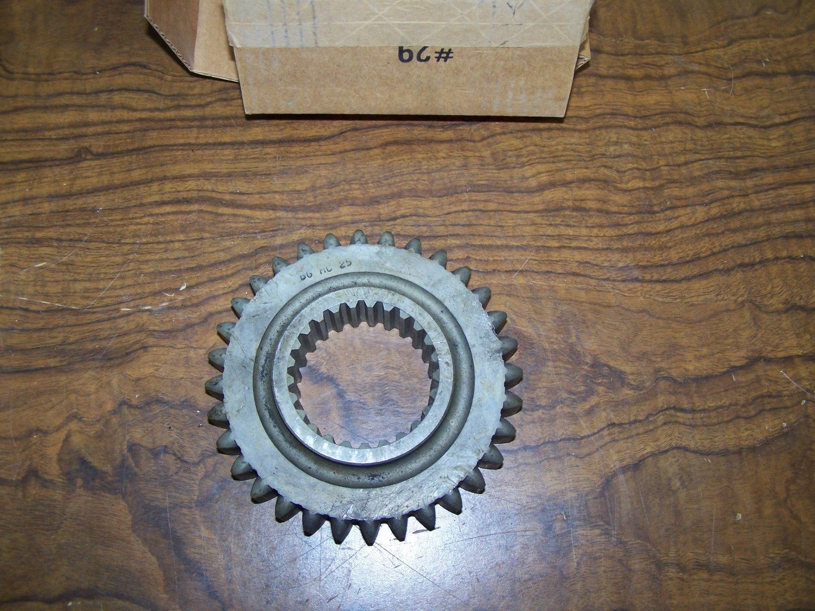 International Harvester Tractor 2nd Speed Driving Gear-756,766,786,826+528672