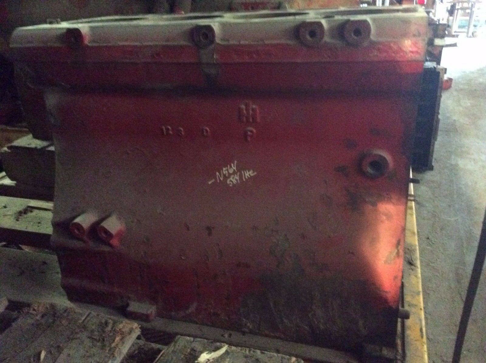 International IHC 584 D206 Block, part# 3144742R93