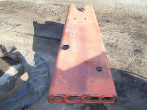 Allis Chalmers Hood 70250679 with Air Deflector 70254945