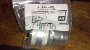 Coupler Adapter A-4065-4MB A&IProducts