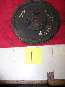 International D239 Diesel Engine Injection Pump Gear 66T 3056885R3