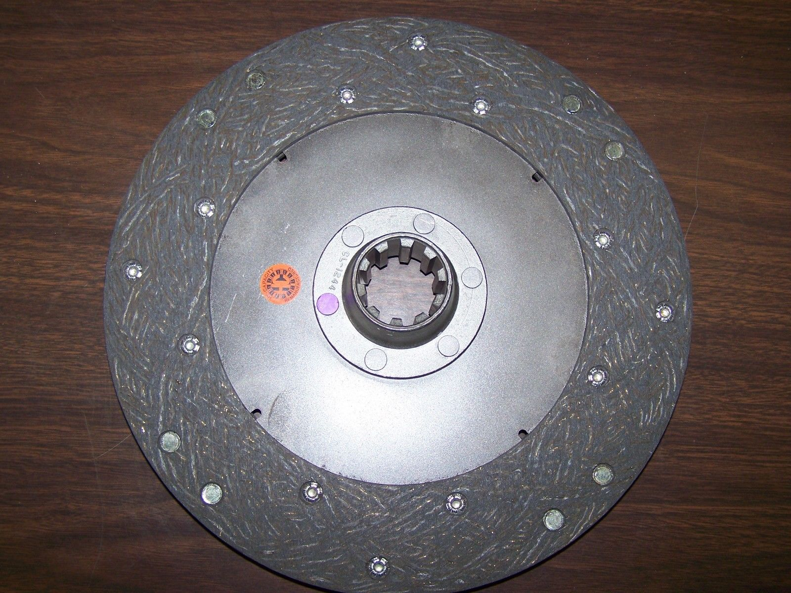 "11"" Disc - International Harvester- Minneapolis Moline-Reman-52848"