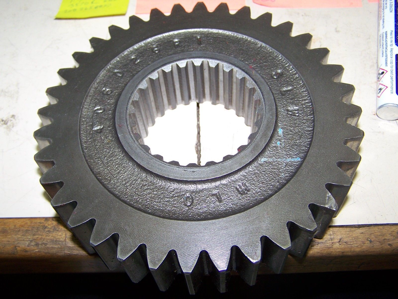 Case International 826 Lo Drive Gear 406026R1