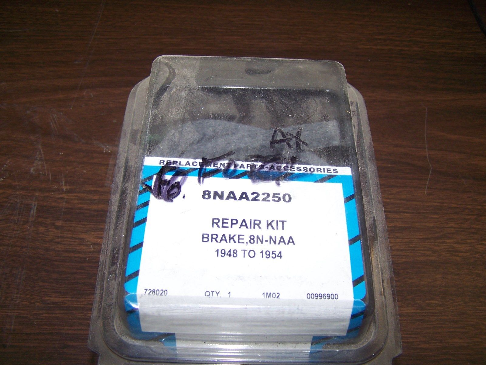 Brake Repair Kit-Ford/New Holland-A-8NAA2250