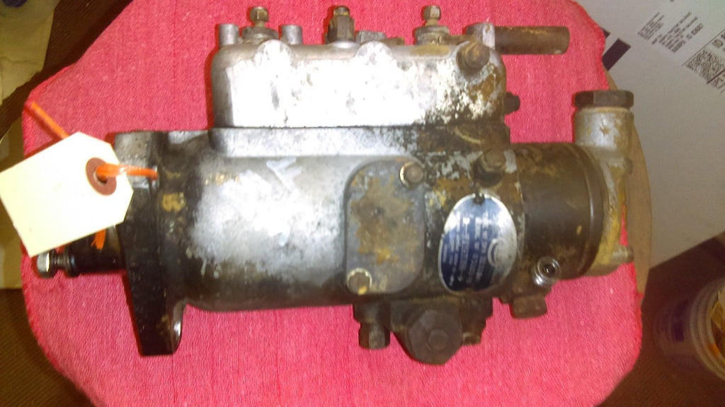Massey Ferguson 35 Injection Pump 881306M91