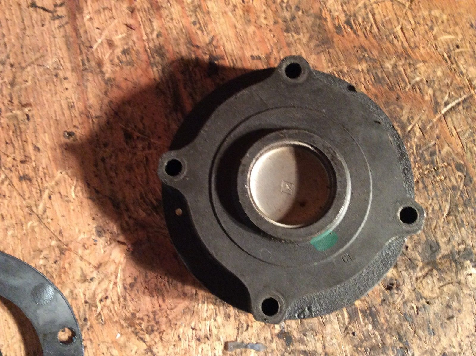 Ford / New Holland Transmission Oil Pump, Small  C7NN7A103A for 4000