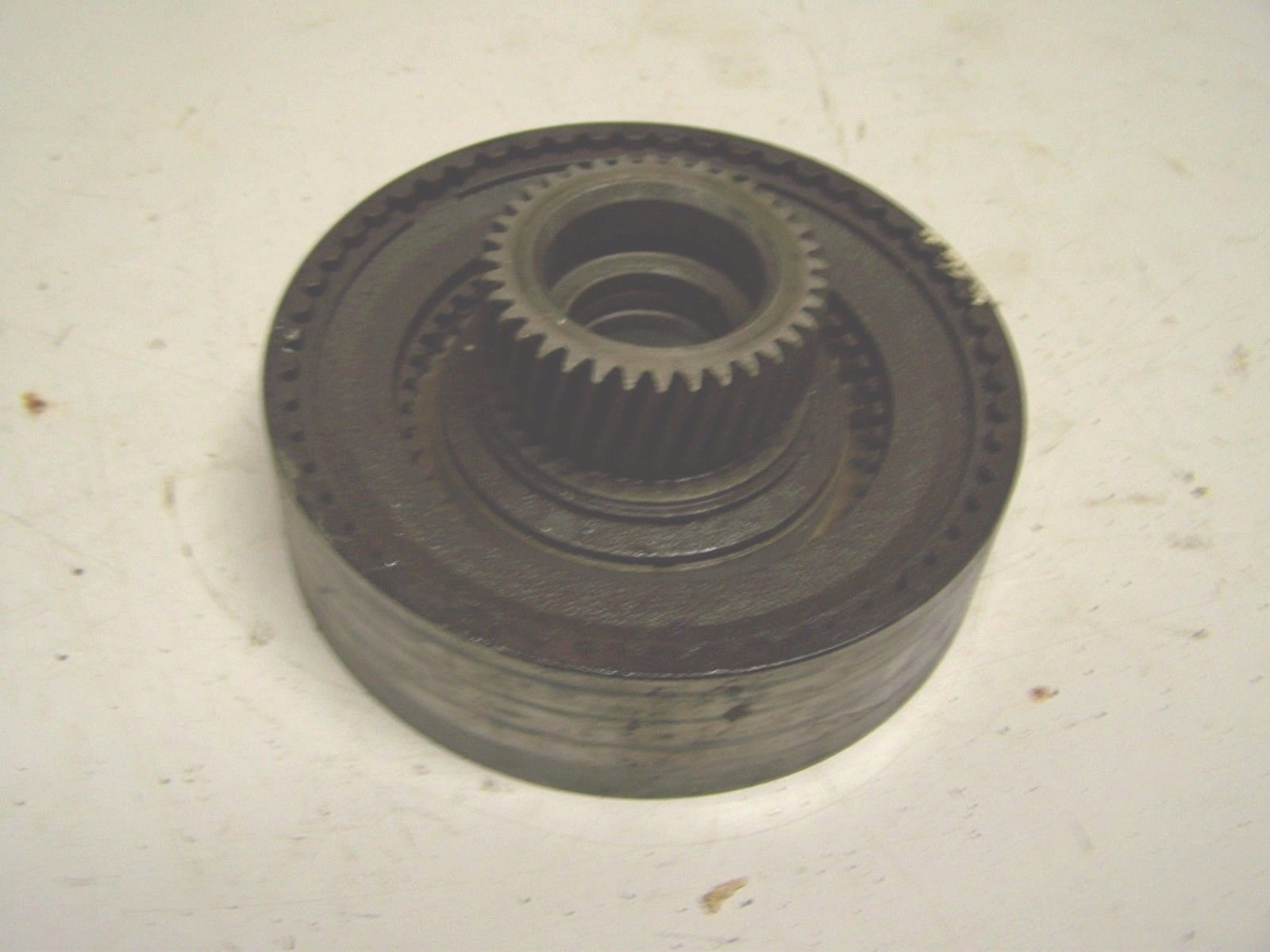 Ford New Holland 2000 Direct Drive Clutch Housing Assembly C0NN7B478G