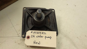 International Water Pump, 345 motor and others v8 151203R2
