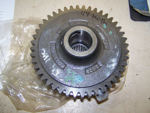 Case International 454 Clutch Gear Cup 44T Assembly 66068C1