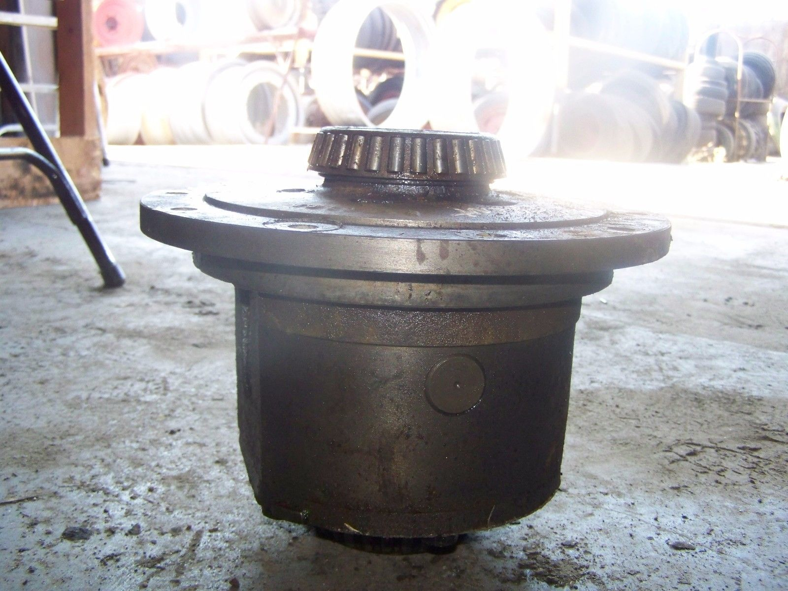 john deere 4wd Front differential R33078