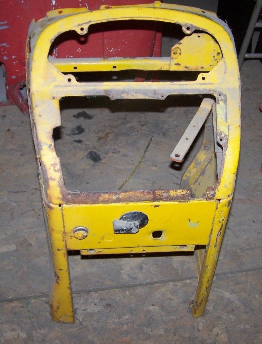 JOHN DEERE 366 Dash Instrument Panel