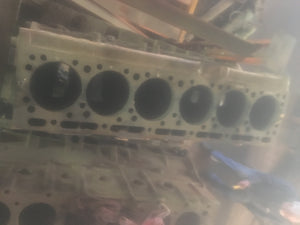 ALLIS CHALMERS 7010 Bare Engine Cylinder Block 4.9L 6 Cylinder 301 CID 400695506