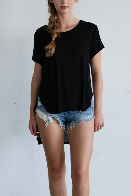 Wild Hearts Top // Black