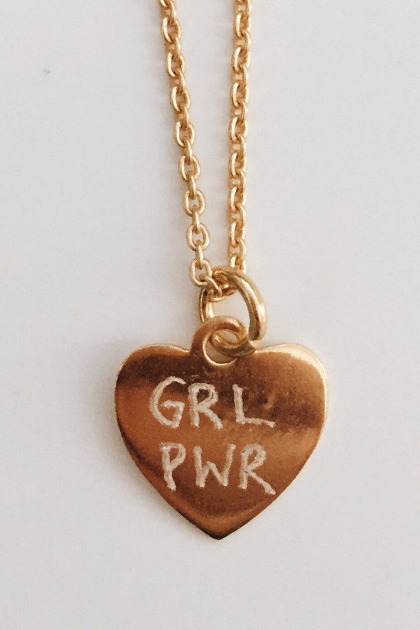 GRL PWR Necklace