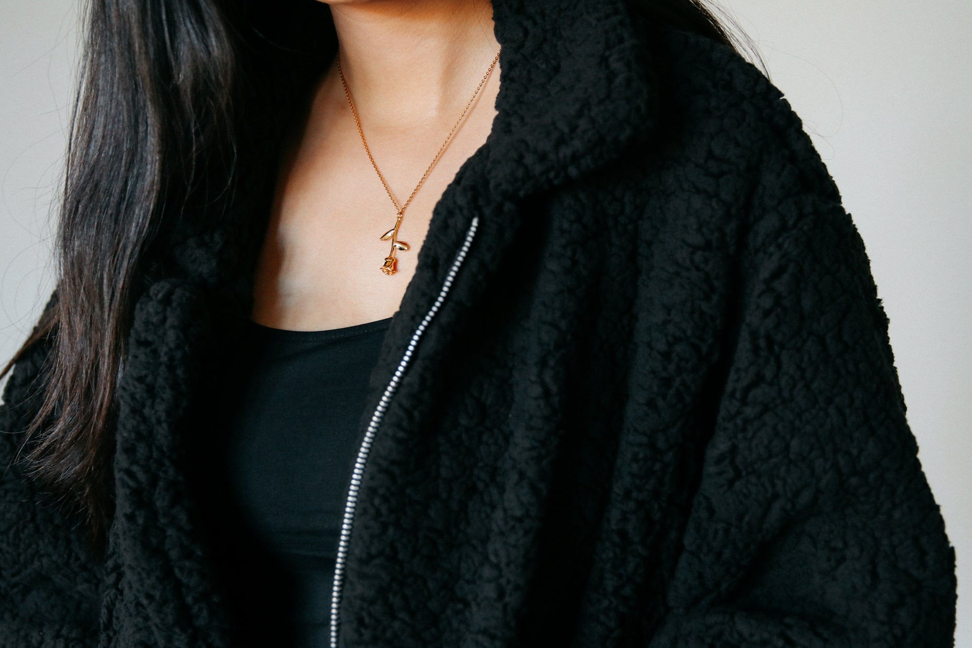 Sunday Love Coat // Black