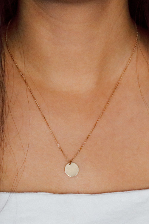 On the Dot Necklace