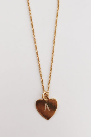 Cursive Fuck Necklace