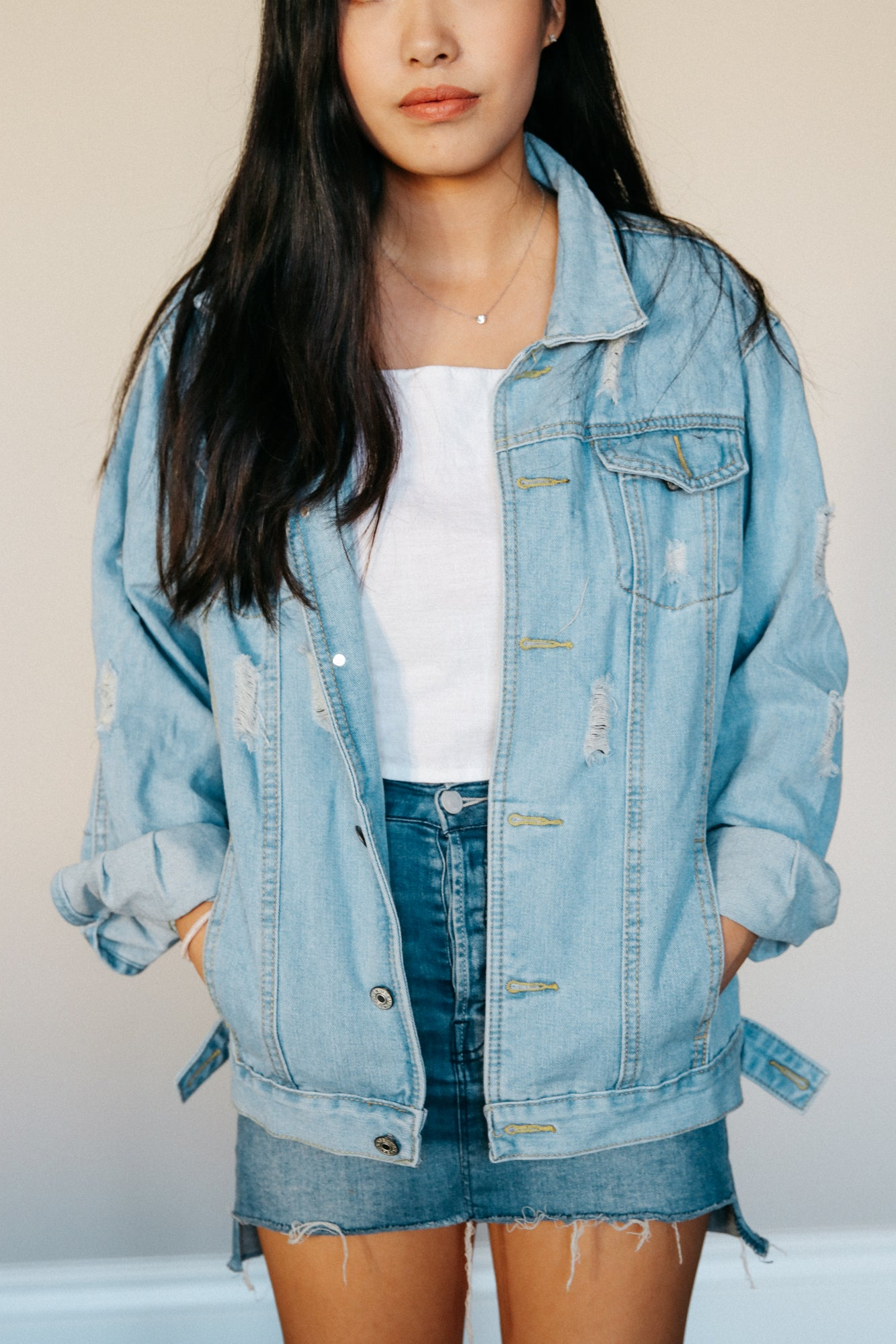 Daybreak Denim Jacket