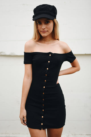 Bella Top // Black
