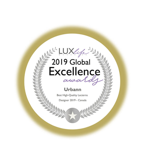 Urbann is Global Excellence Awards winner for Best High-Quality Lecterns