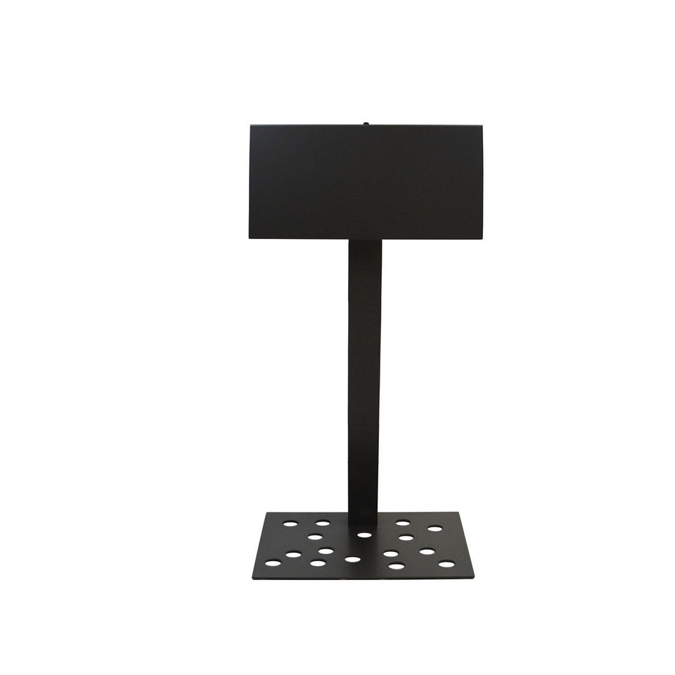 Y7 lectern / podium from Urbann Products - Front view - Collapsible